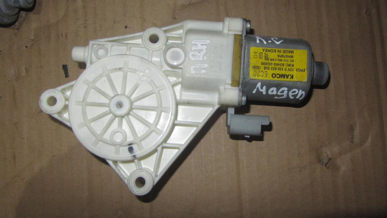 Мотор стеклоподъемника передний задний правый Kia Magentis 834602G000