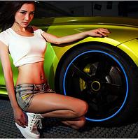 Молдинг защита  колесного диска Rim Protection