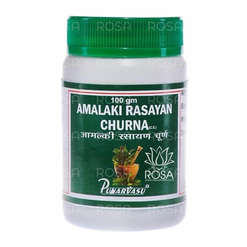 Амалаки Расаяна Чурна (Punarvasu) омоложение и повышение иммунитета, 100 грамм