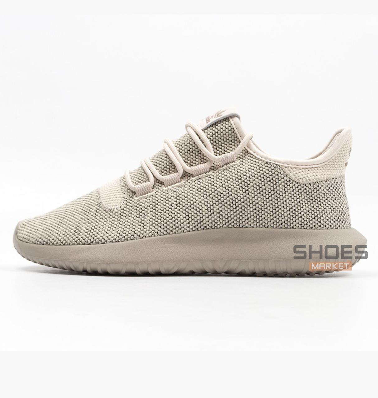 52e8b5434 Мужские кроссовки Adidas Tubular Shadow Knit Beige BB8824, оригинал -  Интернет-магазин обуви и