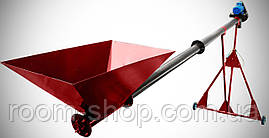 Погрузчик шнековый (зернопогрузчик, шнек) диаметром 159 мм, длиною 10 метров, фото 2
