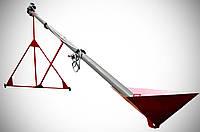 Погрузчик шнековый (зернопогрузчик, шнек) диаметром 159 мм, длиною 10 метров