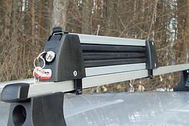 Крепление для перевозки лыж Amos Lock 3 пары лыж Серые