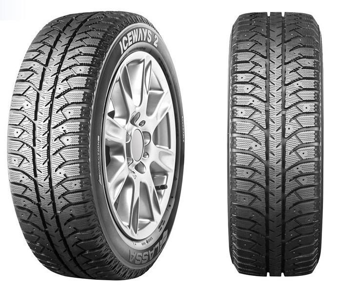 Зимняя шина 215/65R16 98T Lassa Iceways 2