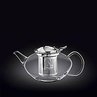 Заварочный чайник Wilmax WL 888805 1100мл с металлическим ситом Thermo