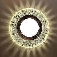 """Точечный светильник (с подсветкой """"3W"""") Feron 7031"""