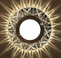 """Точечный светильник (с подсветкой """"3W"""")   Feron 7103"""