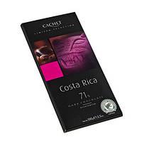 CACHET Costa Rica Темный шоколад 71%, 100g Бельгия