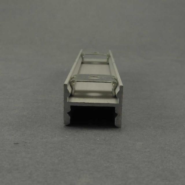 LED профиль со скрытым креплением 12 мм Фото 2