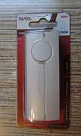 Кнопка звонка 220В С ПОДСВЕТКОЙ / кнопка на звонок герметичная IP44 PDJ-213 P