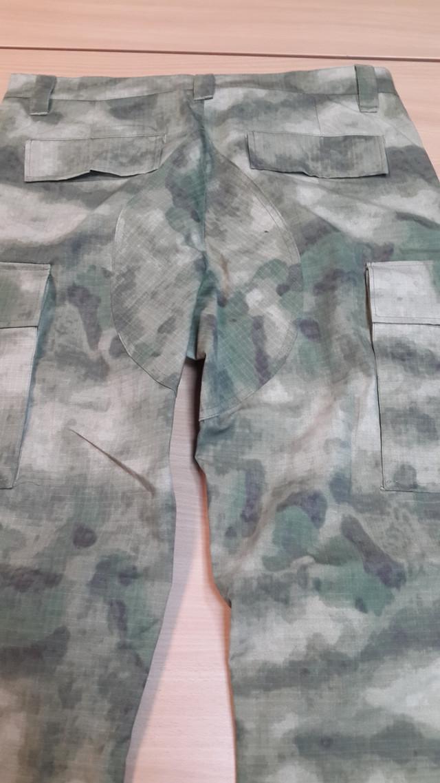 Камуфляжный летний костюм A-Tacs FG купить
