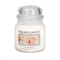 Свеча ароматическая Village Candle Пудровая свежесть (L)