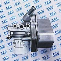 Радиатор масляный в сборе FORD Transit V347 2.2 TDCI  372321 1704048 1829179 6C1Q6B624AC