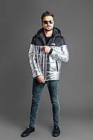Стильная мужская зимняя куртка THE NORTH FACE