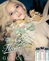 Gucci Flora by Gucci Glamorous Magnolia туалетная вода 100 ml. (Гуччи Флора Бай Гуччи Гламур Магнолия), фото 2
