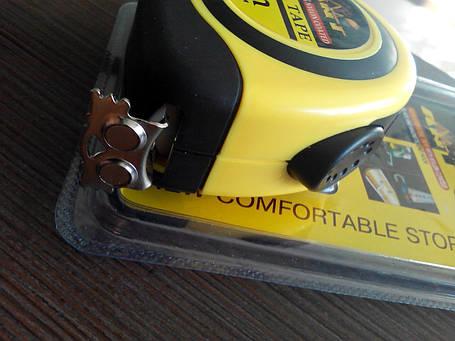 Рулетка строительная (измерительная) 3м. магнитная ANT , фото 2