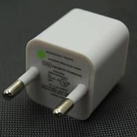 Зарядное КУБИК iPad iPod iPhone 5W 1A Apple ЗУ charge usb юсб устройство  220 В юсб зарядное для айпад айфон