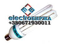 Лампа энергосберегающая U-65-4200-27 Евросвет