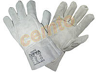Перчатки спилковые, сварочные, cerva snipe 0102000999110