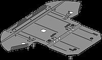 Защита двигателя  Audi A8  2002-2010V-3,0 TDI