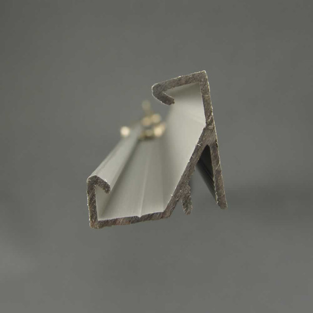 Профиль для LED ленты угловой 17 х 17 мм Фото 2