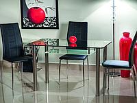 Стол обеденный стеклянный Hektor Signal