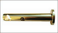 """Кронштейн """"Цилиндр 28 + 16 мм"""" для карниза 28 мм"""
