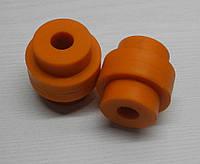Ролик полиуретановый для цепного транспортёра, направляющий сегмент цепи