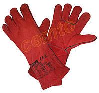 Перчатки спилковые, сварочные, кожаные cerva sandpiper 0102001599110