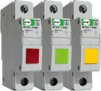 Модульные сигнальные лампы ВК 832 (EVO) З 0000 У3 230 Зелёная