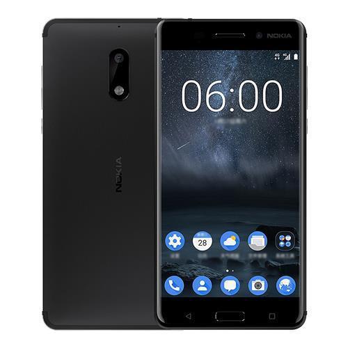 Смартфон Nokia 6 64GB Silver