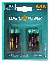 Батарейка LogicPower Alkaline AAA LR03