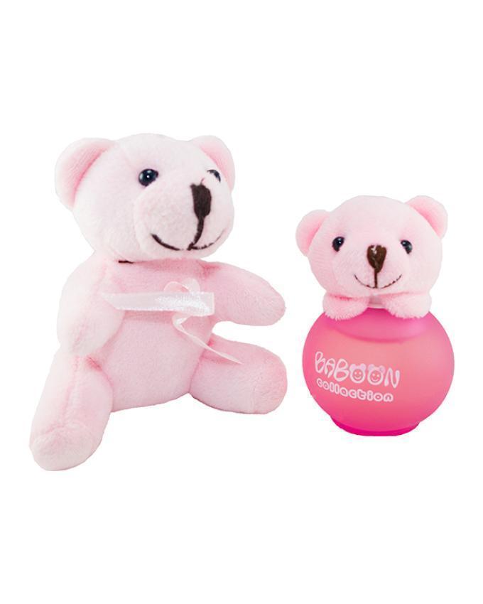 Детский набор парфюм и игрушка Surbby Baboon ETZH001