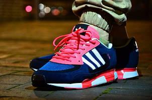 Серия кроссовок ZX, пожалуй самая популярная модель кроссовок adidas