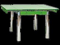 Стол обеденный стеклянный GD-082 Signal зеленый