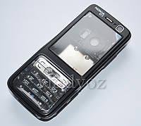 Корпус Nokia N73 чёрный с клавиатурой class AAA