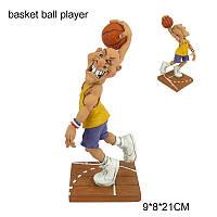 """Фигурка """"Баскетболист"""", 21 см"""