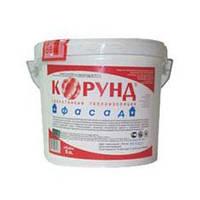 Жидкая теплоизоляция КОРУНД-ФАСАД, упаковка ведро 5 л