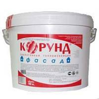 Жидкая теплоизоляция КОРУНД-ФАСАД, упаковка ведро 10 л