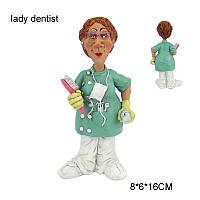 """Фигурка """"Стоматолог"""", 16 см"""