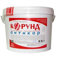 Жидкая теплоизоляция КОРУНД-АНТИКОР, упаковка ведро 10 л