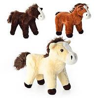 Мягкая игрушка Лошадь Chibi Toys MP 0433, 3 цвета