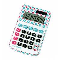 Калькулятор Milan ml.150808ACBL цветной