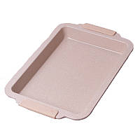 Форма для запекания Kamille 40.5 х 27 х 6 см Beige (KM-6036А_B)
