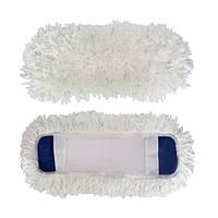 Запаска из микрофибры Kamille 40 х 12 см Белая (KM-0057A)