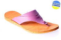 Женские шлепанцы kolari 2046 розовые   летние , фото 1