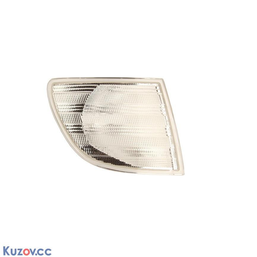 Указатель поворота правый бел. Mercedes Vito -02 (TYC)