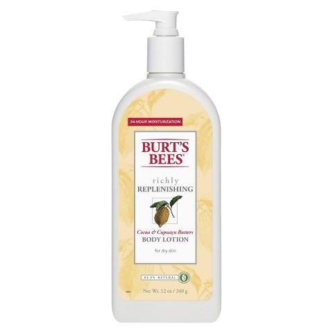 Лосьон для тела Burt's Bees Body Lotion Cocoa & Cupuacu Butters