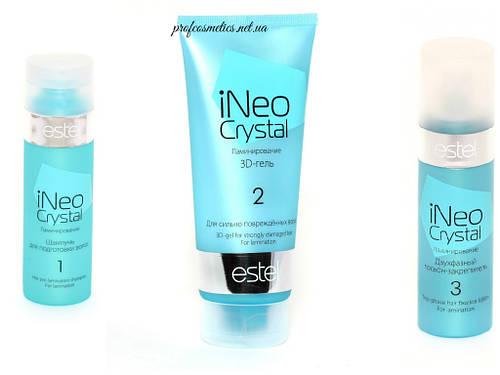 Набор для ламинирования волос Neo-Crystal