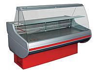 Холодильная витрина Siena Eco 0.9-1.7 ПС РОСС